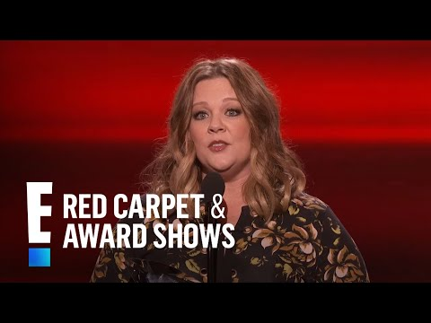 """Melissa McCarthy is The People's Choice for """"Favorite Comedic Movie Actress"""""""