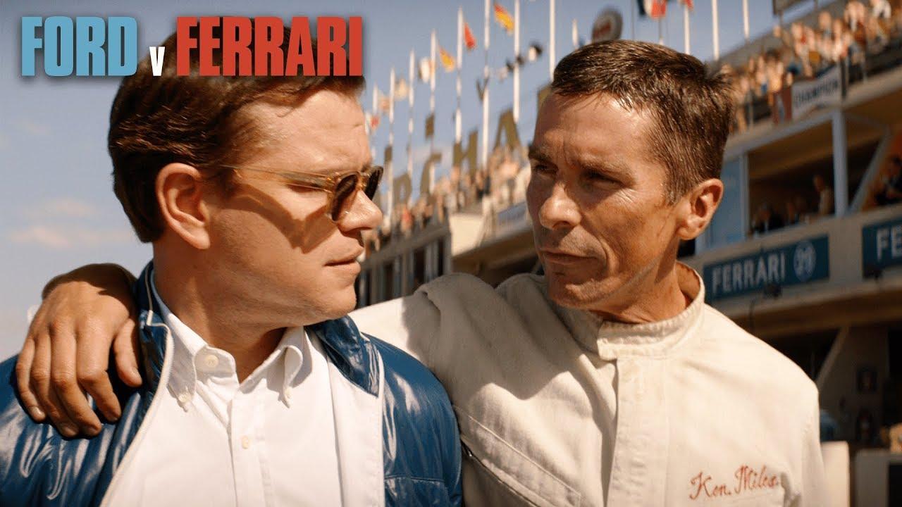 FORD v FERRARI | AMC Exclusive | 20th Century FOX