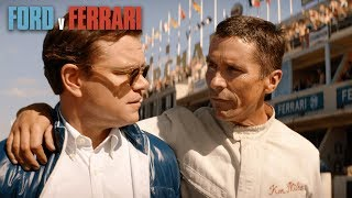 FORD v FERRARI | AMC Exclusive | 20th Century FOX