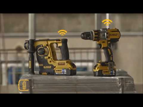 DeWALT Bluetooth Tool Connect From Power Tools UK