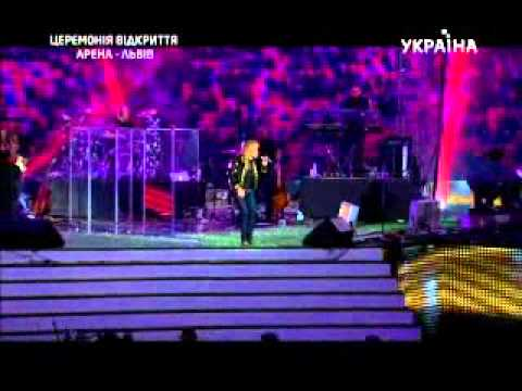 Anastacia - One Day In Your Life @ Lviv Stadium 2011