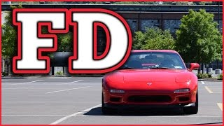Regular Car Reviews: 1993 Mazda RX-7 FD