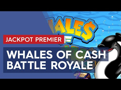 "Jackpot Premier Stream - ""Whales of Cash Deluxe - Battle Royale - S1: Ep. 7"" - 동영상"