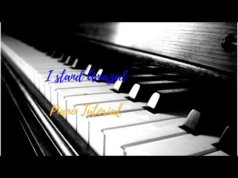 I stand amazed - Uche/Sinach | Piano Tutorial