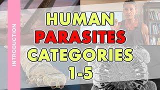 Human Parasites Categories 1-5 Introduction | Dr. Robert Cassar