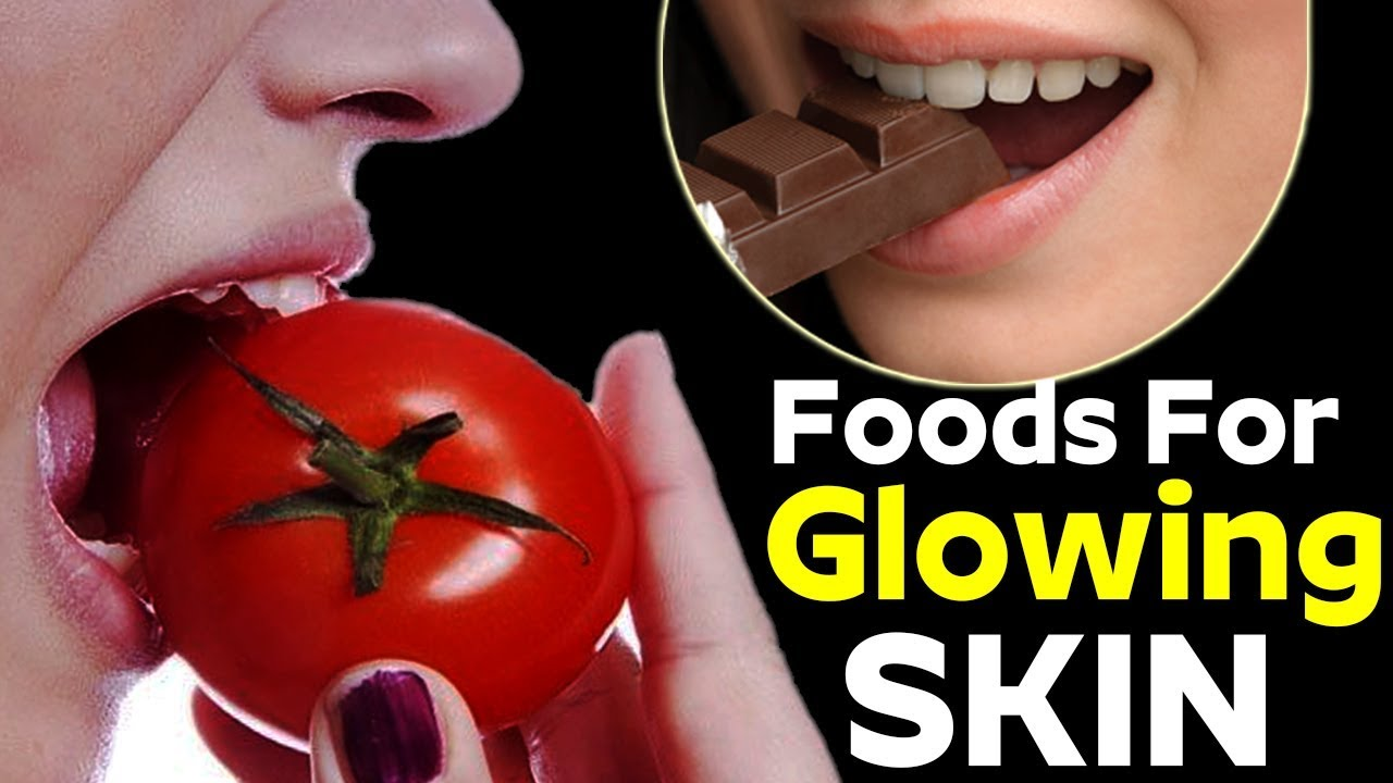 Top foods for beautiful glowing skin also health and beauty tips rh youtube