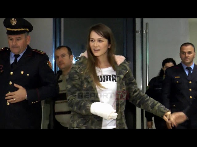 Pas kurimit në Turqi, mbërrin në Rinas efektivja Ina Nuka: Skam ndërmend të tërhiqem nga policia