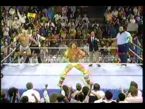ULTIMATE WARRIOR Tribute -- AnAkA