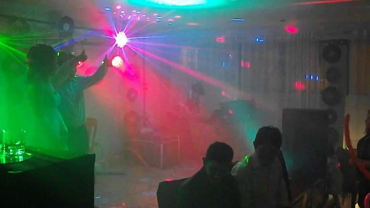 Hora loca fiesta tematica disco eventos big bang - Ideas para discotecas ...