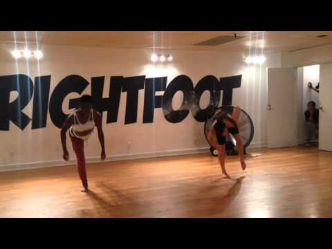 Jessica Ford Choreography - Tomorrow by Daughter