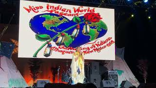 Miss Indian World 2018 - Gathering Of Nations | Albuquerque New Mexico Clip 3