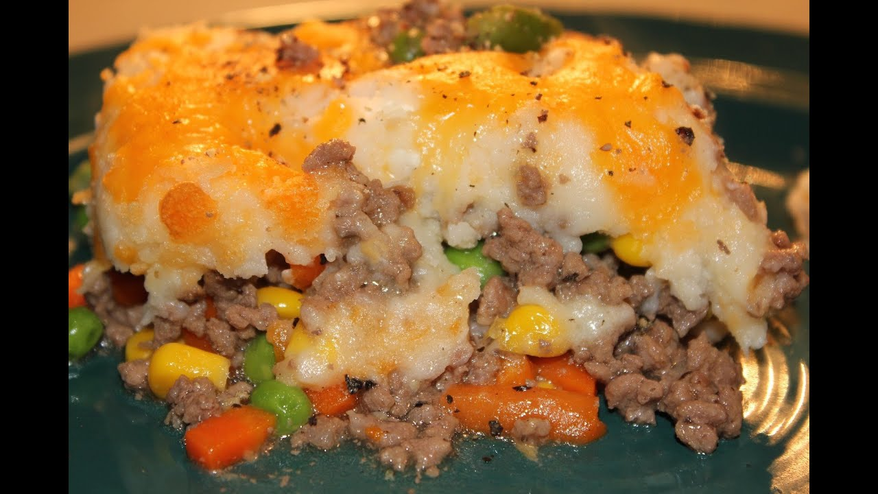 Easy Shepherd's Pie Recipe - YouTube