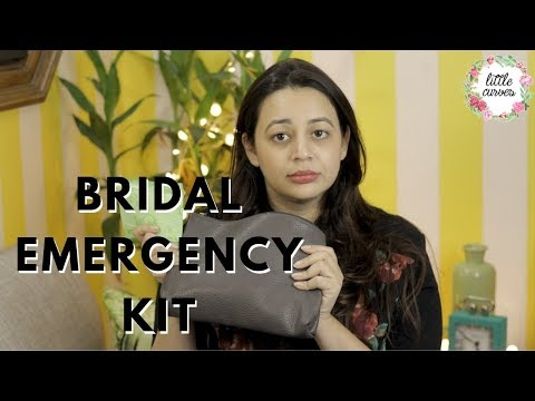 Bridal Emergency Kit || Wedding Series Mp3