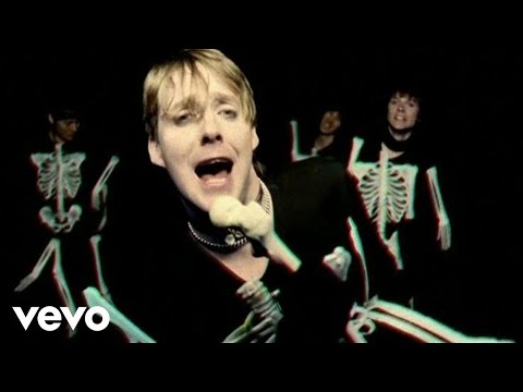 Kaiser Chiefs - Everyday I Love You Less and Less (Official Video)