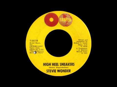 Stevie Wonder - High Heel Sneakers