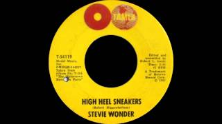 Stevie Wonder - High Heel Sneakers