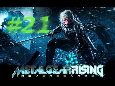 Game Play: Metal Gear Rising Revengeance Pc #21 [HD1080P] |