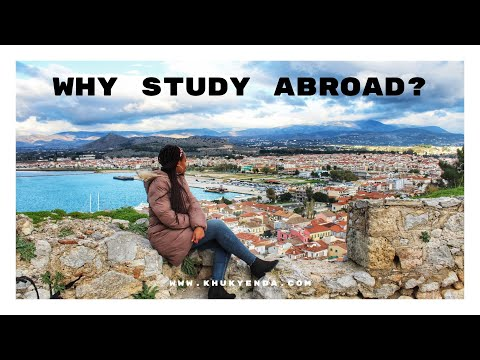 Why I chose to STUDY ABROAD | Why Thessaloniki, Greece?