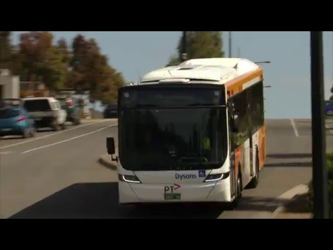Scania Bus Driver Training - Coach On The Move