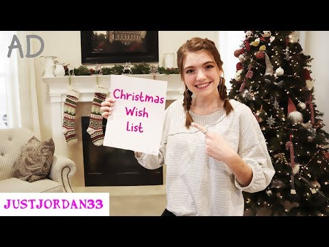 My Christmas 2019 Toy Wish List! / JustJordan33