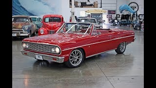 1964 Chevrolet Chevelle Convertible