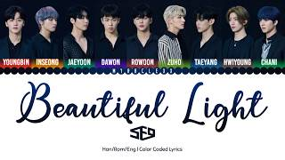 Download lagu SF9 (에스에프나인) - Beautiful Light (Concert Ver.) Lyrics [Color Coded-Han/Rom/Eng]