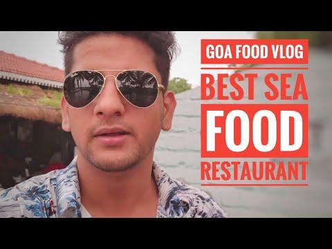 Best Sea Food Restaurant In Goa - Fat Fish | Goa Food Vlog | Chirag Khanna
