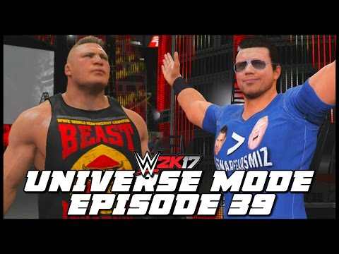 WWE 2K17 | Universe Mode - 'MONEY IN THE BANK PPV!' (PART 2) | #39