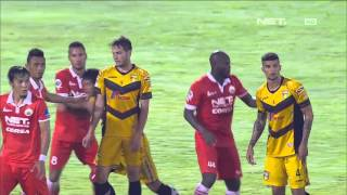 8 Besar: Mitra Kukar vs Persija (3-1) - Match Highlights