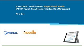 Demo showing some of the integration between interact hrms and moodle lms. integrates seamlessly with thereby extends popular mo...