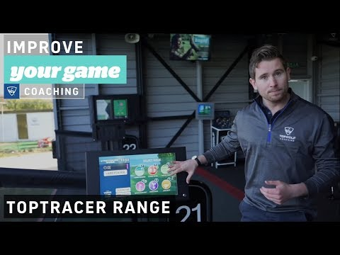 How to improve your game with Toptracer - Golf Lessons with Topgolf