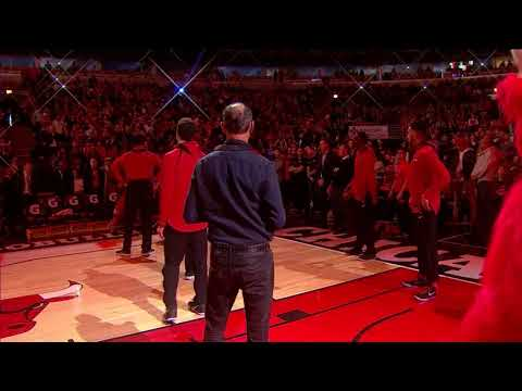 Chicago Bulls Intro 2018 (with Zach LaVine)