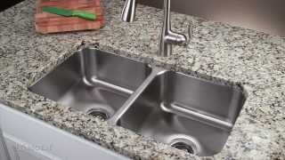 How-to Install A Stainless Steel Undermount Kitchen Sink | Moen Installation