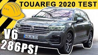 ENDLICH PREMIUM? 100.000,-€ VW TOUAREG V6 R-LINE (2019) - TEST
