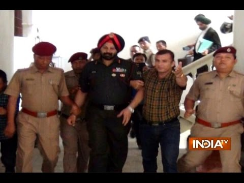 Colonel Arrested for Involvement in Gold Robbery in Mizoram