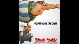 Asteriks i Obeliks: Osiedle Bogów HD (2015) Lektor PL Online