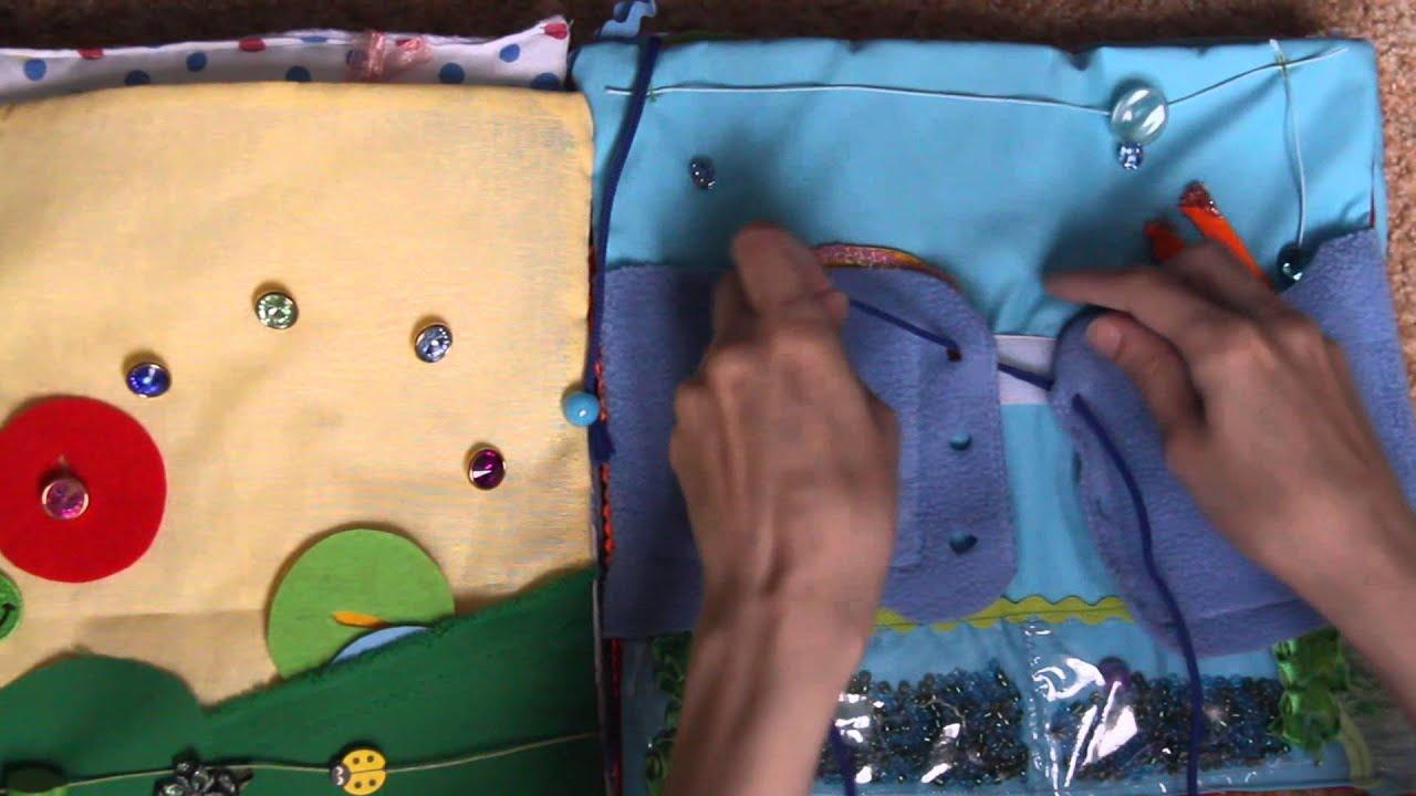 Мягкие книжки для детей видео 25