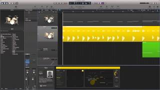 Logic Pro X: Drummer