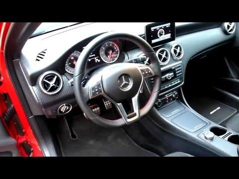 Interieur mercedes  2012 Mercedes-Benz A 250 AMG Sport Interieur in Detail [11/14 ...