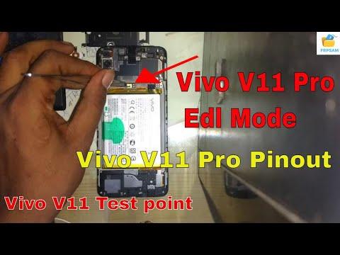 Vivo V11 Pro (1804) Password Unlock