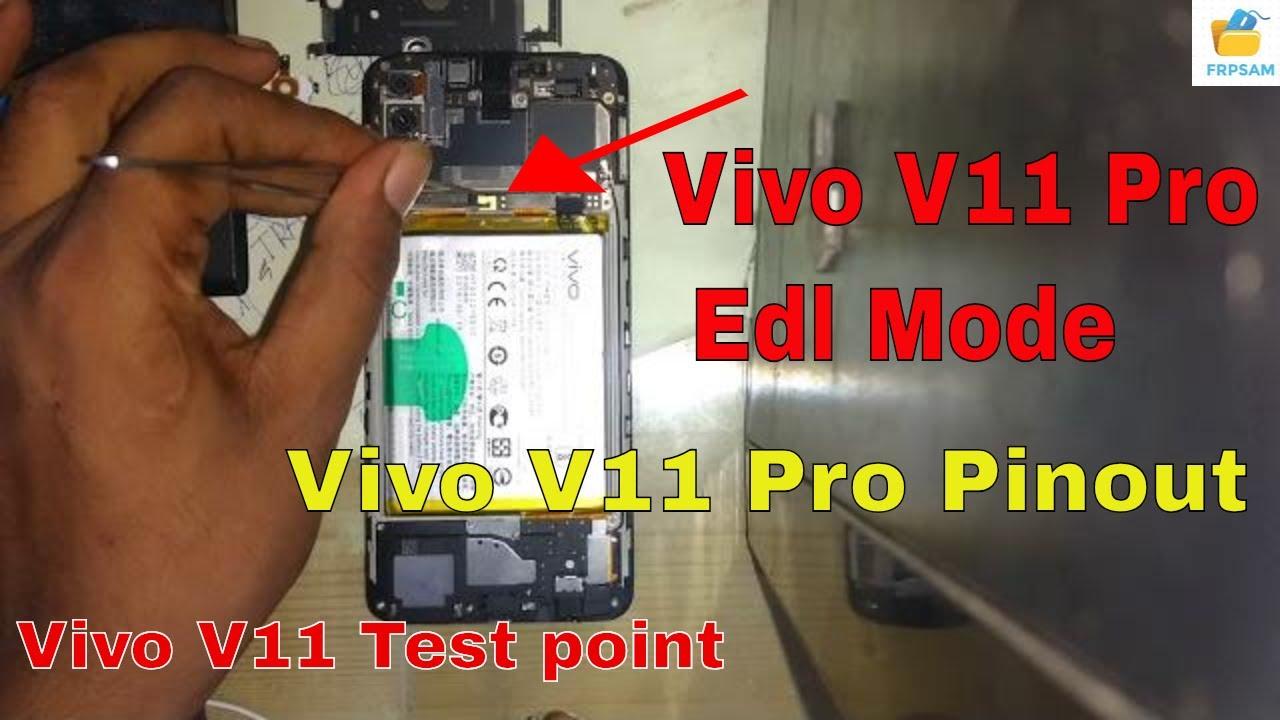vivo V11 pro edl mode | vivo V11 edl mode pinout