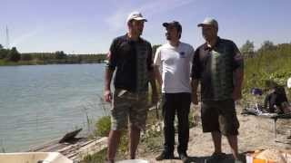 Carpfishing Team Tribal Shimano - Pasture Dynamite Baits - Prima Puntata