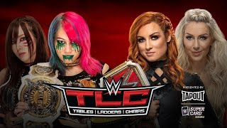 WWE TLC 2019 LIVE Reactions! | Ring the Belle LIVE