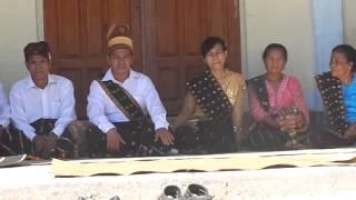 adat kebudayaan  di Copu ruis Manggarai Flores