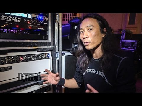 Death Angel's Ted Aguilar - GEAR MASTERS Ep. 101