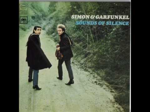 "a review of the simon and garfunkels the sound of silence Simon & garfunkel's ""the sound of silence"" is the sound of a generation advertisement youtube via brainbuck7 advertisement advertisement ""hello."