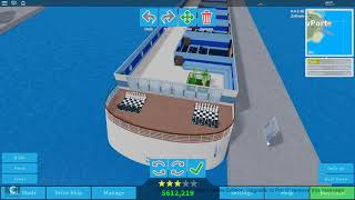 osprey class ship tutorial in cruise ship tycoon roblox