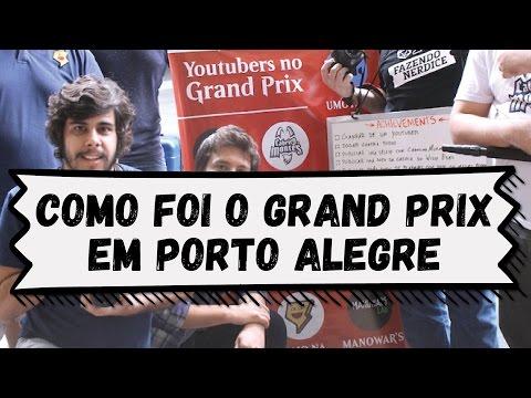 Hora de Aventura: Como foi o Grand Prix em Porto Alegre