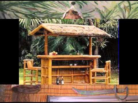 Creative tiki bar decor ideas youtube - How to decorate a bar ...