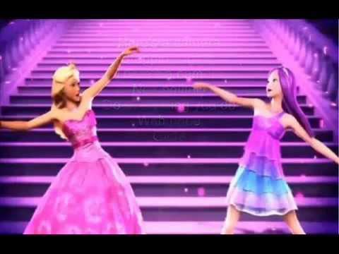 barbie-to be a princess --to be a pop-star lyrics - youtube
